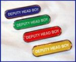 DEPUTY HEAD BOY - BAR Lapel Badge